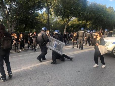 Στέλιος Κυθρεώτης: Να παραιτηθεί όποιος ευθύνεται για βίαιη καταστολή εκδήλωσης.