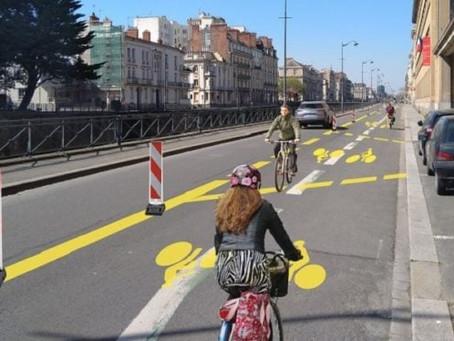 Η ποδηλασία κατά την περίοδο της πανδημίας Κύπρος και Ευρώπη.