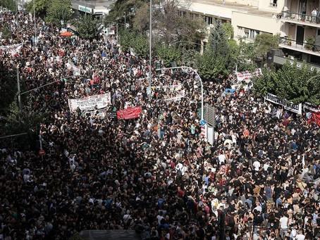 Μεγάλη μέρα για την Δημοκρατία στην Ελλάδα.