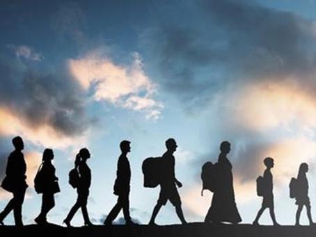 Παγκόσμια ημέρα του Μετανάστη...