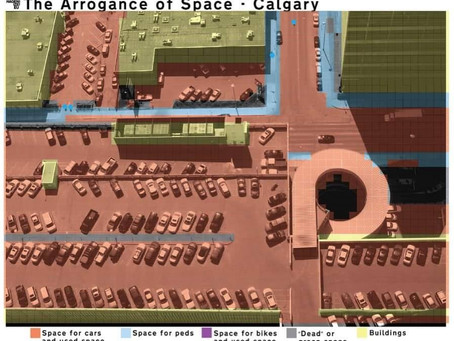Η αλαζονεία του χώρου - The Arrogance of Space