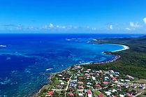 La Résidence Macabou est à 2 pas de la plage de Petite Anse Macabou