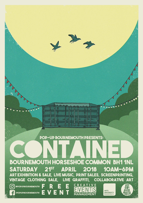 POP-UP BOURNEMOUTH PRESENTS: CONTAINED