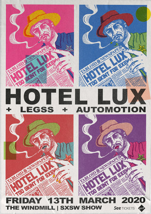 HOTEL LUX AT THE WINDMILL
