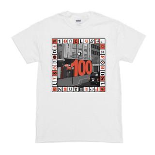 THE 100 CLUB x CAMERON JL WEST