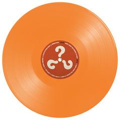 """VISTAS - WHAT WERE YOU HOPING TO FIND? (12"""" VINYL LP - ORANGE)"""