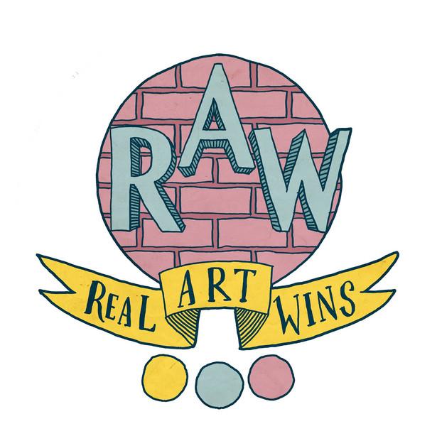 REAL ART WINS LOGO