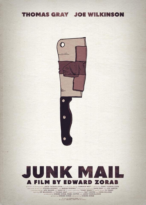 JUNK MAIL POSTER 2