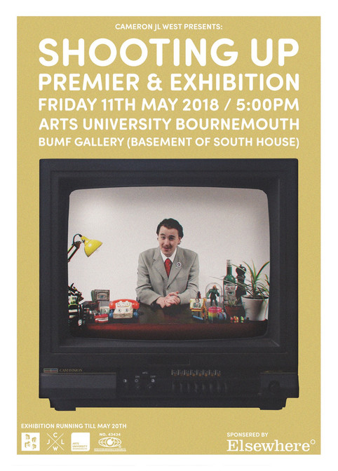 Shooting Up - Premier & Exhibition