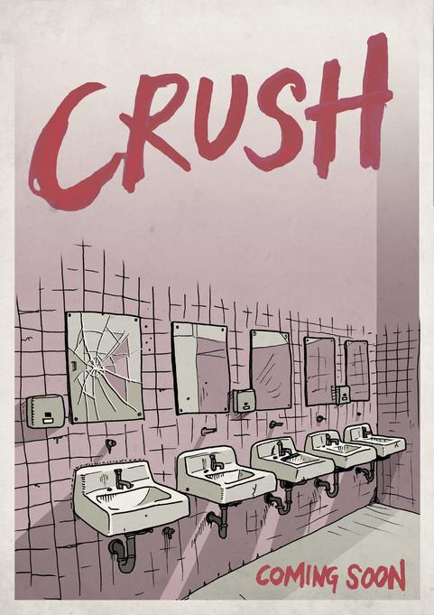 CRUSH PROMO POSTER