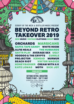 BEYOND RETRO TAKEOVER 2019