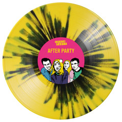 """COACH PARTY - AFTER PARTY (10"""" VINYL EP)"""