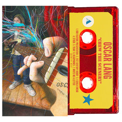 OSCAR LANG - CHEW THE SCENERY (CASSETTE TAPE)