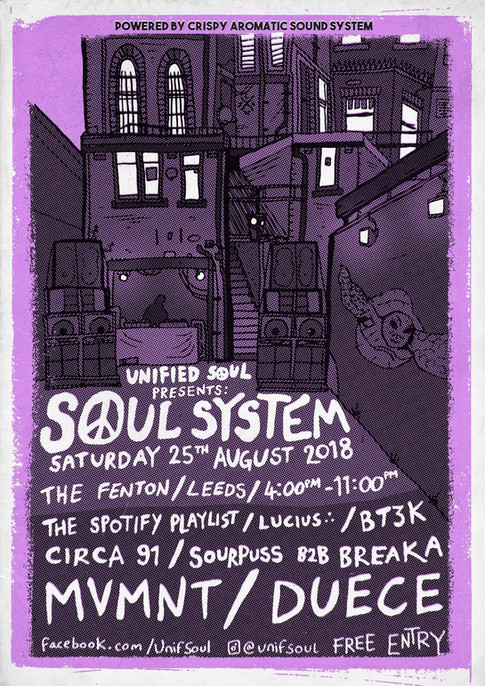 UNIFIED SOUL PRESENTS: SOUL SYSTEM