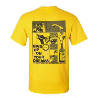 CJLW 'GIVE UP ON YOUR DREAMS' TEE