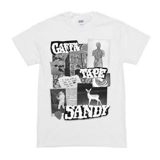 GAFFA TAPE SANDY 'COLLAGE' TEE
