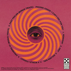 """PHOEBE GREEN - I CAN'T CRY FOR YOU (12"""" VINYL EP)"""