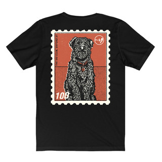 THE 100 CLUB - STAN THE DOG TEE