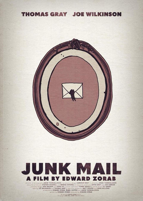 JUNK MAIL POSTER 3