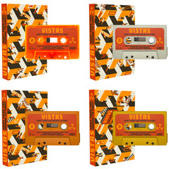 VISTAS - WHAT WERE YOU HOPING TO FIND? (4 x LIMITED EDITION TAPES))