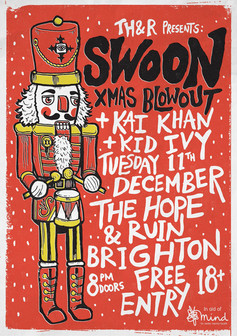 TH&R PRESENTS: SWOON XMAS BLOWOUT