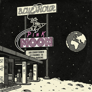 BLUE HOUR - PINK MOON