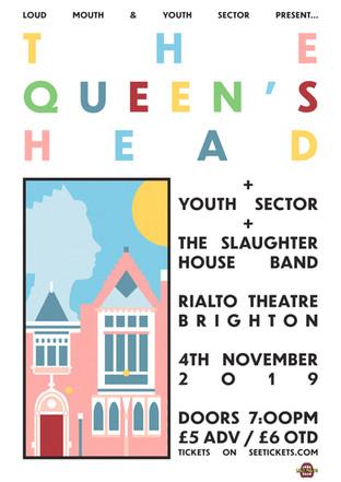 The Queen's Head - Rialto Theatre