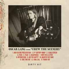OSCAR LANG - CHEW THE SCENERY (CD INNER)