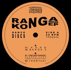RANGA - KONG EP