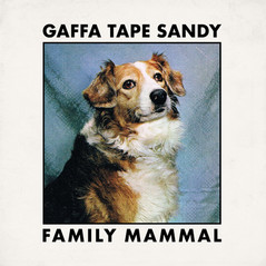 "GAFFA TAPE SANDY - FAMILY MAMMAL EP (12"" VINYL)"