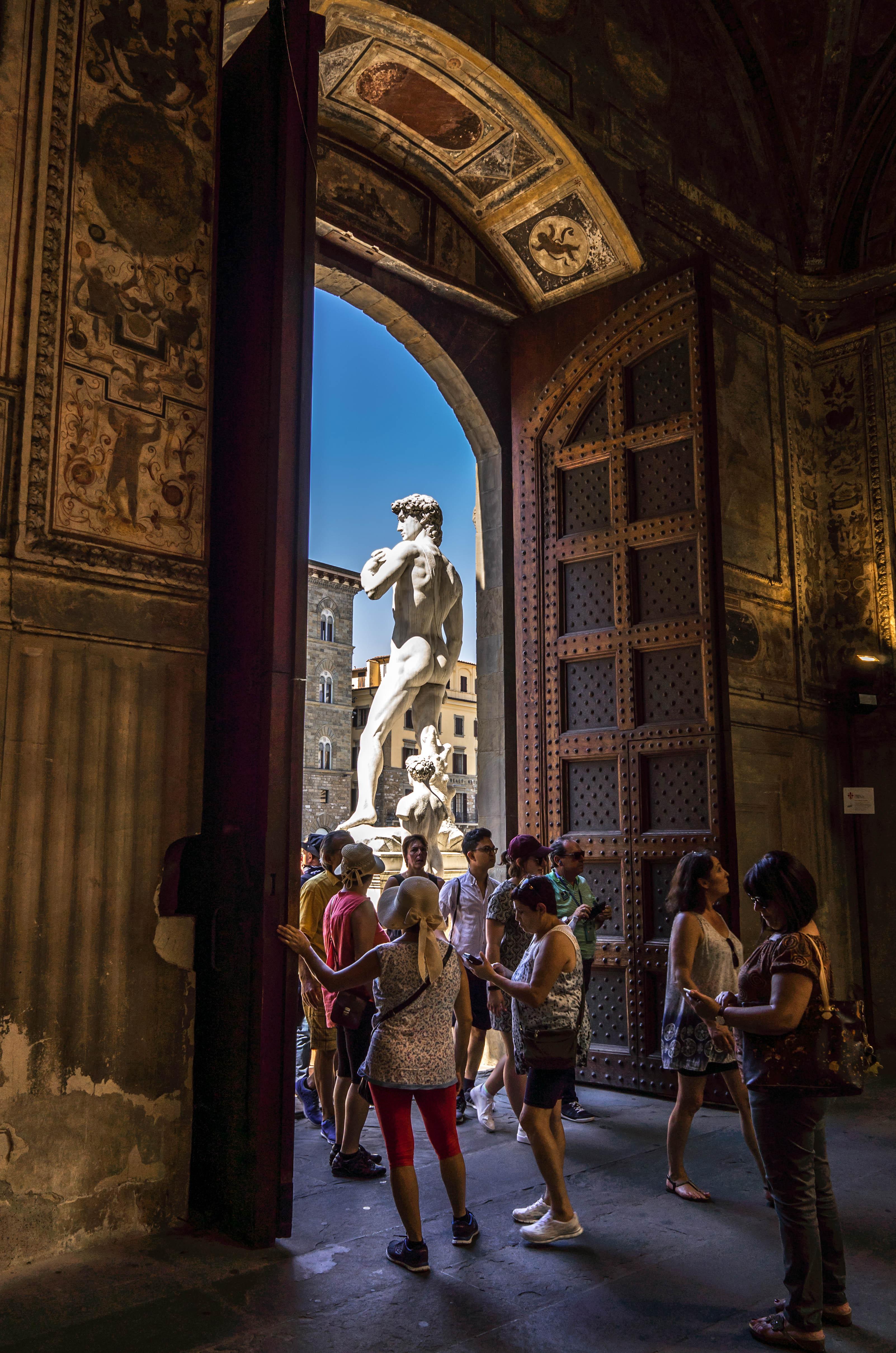 Palazzo Vecchio - Florence