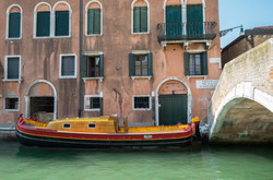 Venetian Vessel