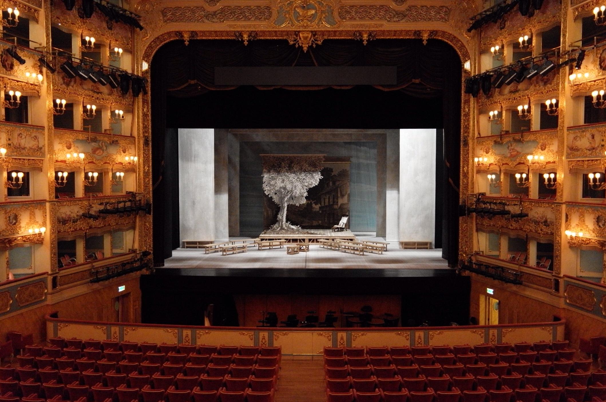 Teatro La Fenice - Venice