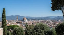View from Giadino Bardini