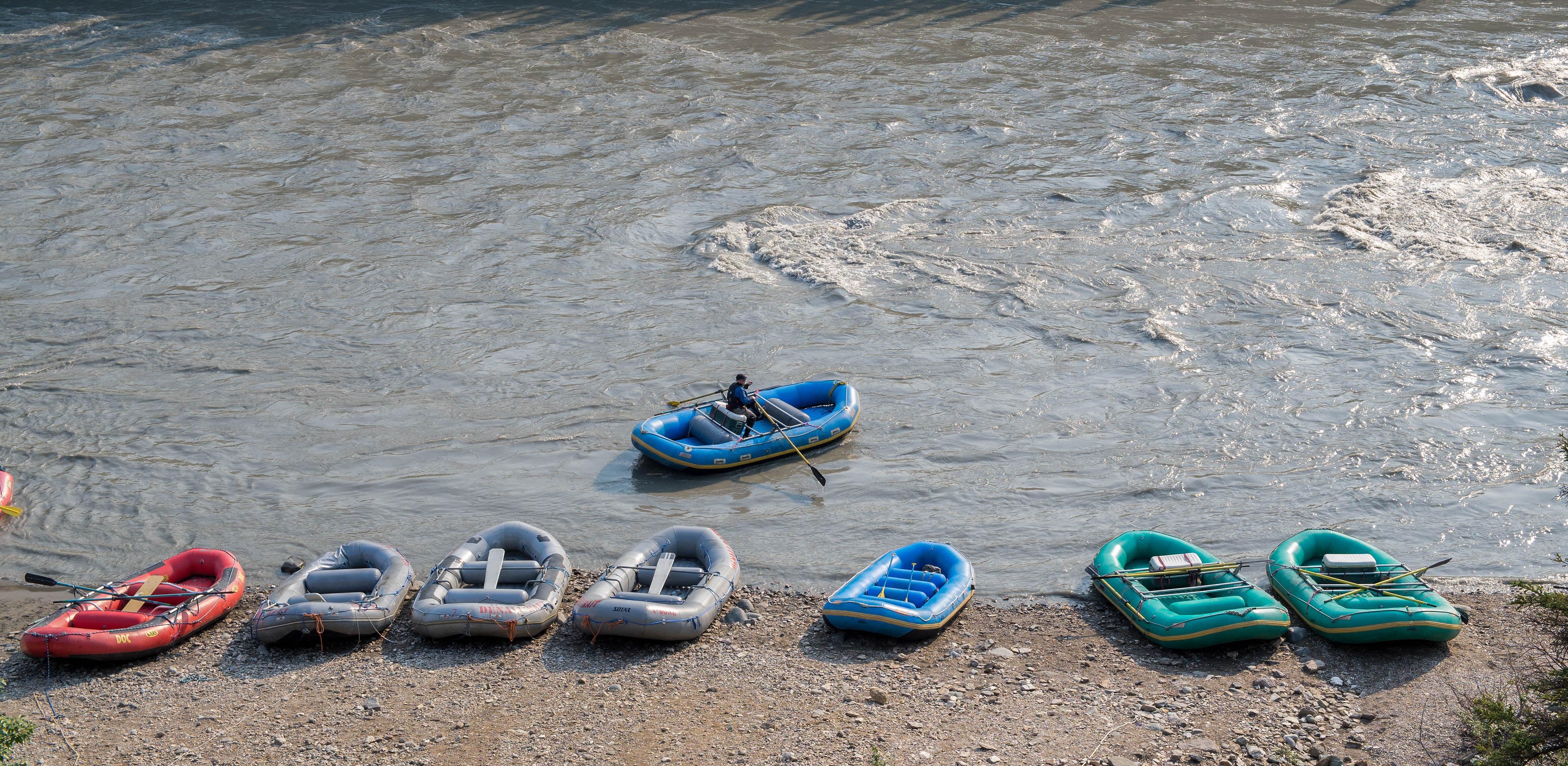 Nenana River, Denali