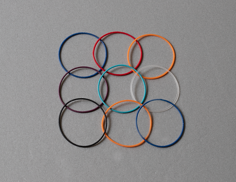 silicone lens rings