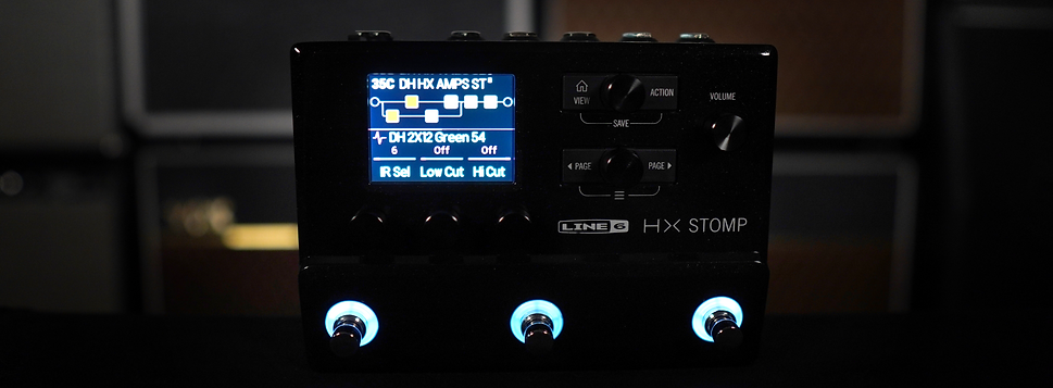 DH BETHEL AMPS HX STOMP PATCH