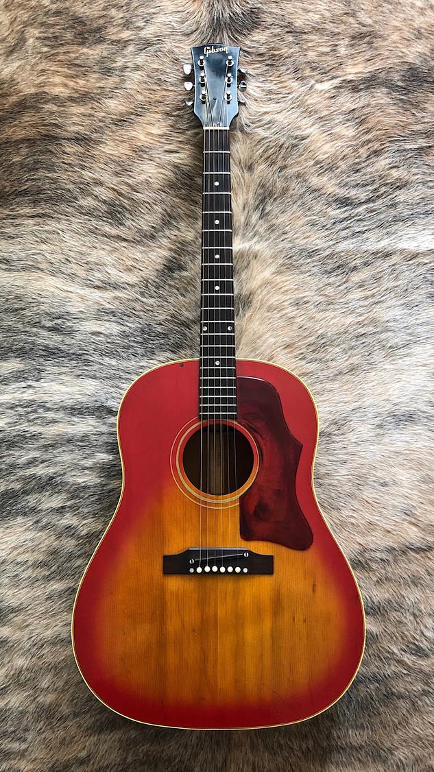 1966 Gibson J-45