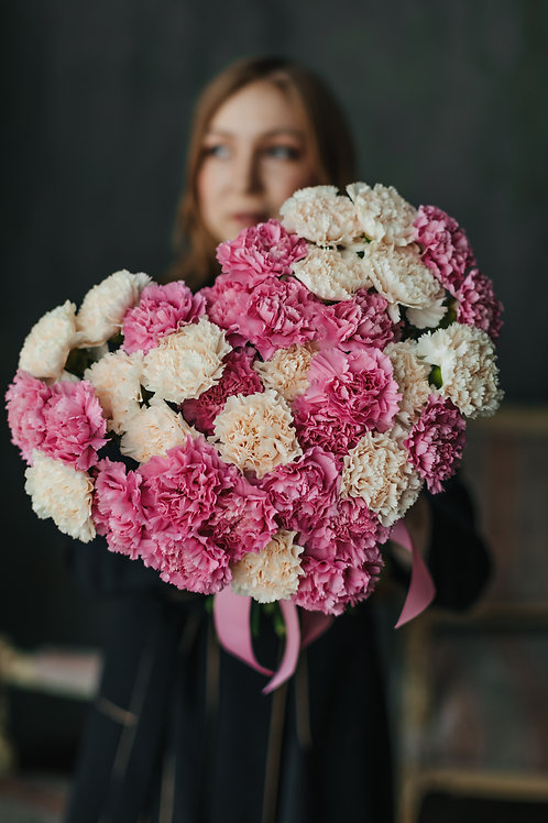 Heart of dianthus