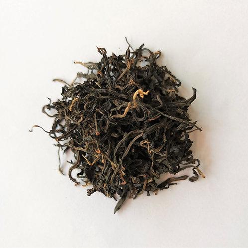 Yiwu Black Tea - Qiaomu 2020 Spring (50g loose leaf)