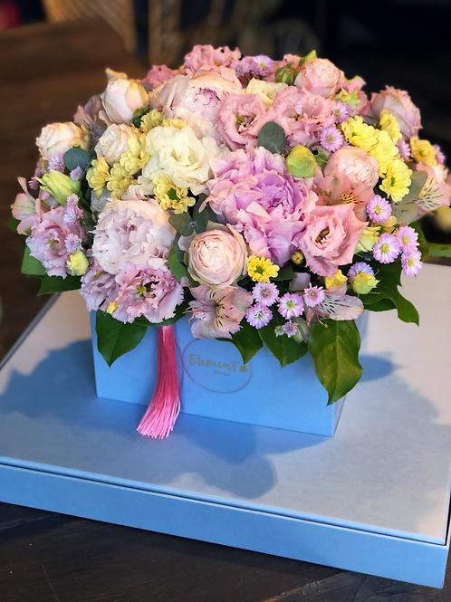 Present pretty box