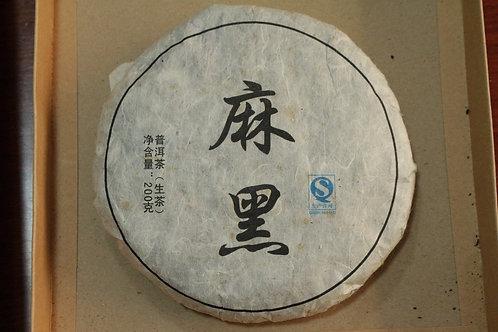 Mahei 麻黑 - 2012 Spring Gushu (200g cake)