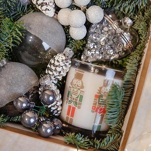Подарочный набор со свечей