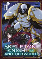 "Akira Sawano (Dessins) , KeG (Chara Design) , Ennki Hakari (Scénariste) ""Skeleton Knight in Another World T3"""