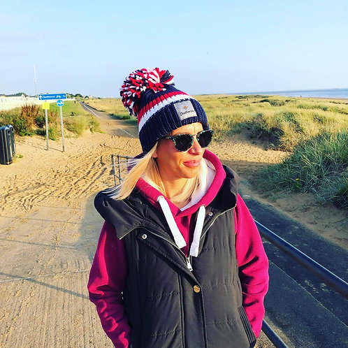 Lincolnshire Patriot - Big Bobble Hat Cleethorpes -Out of stock