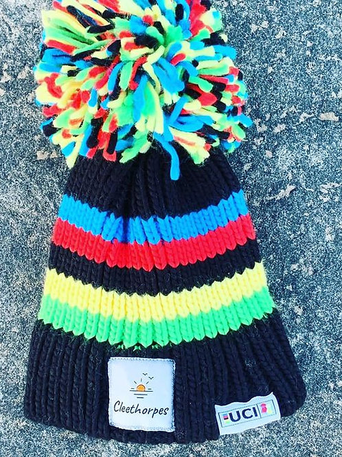 Cool Runnings' UCI- Big Bobble Hat Cleethorpes