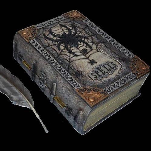 Spellbook - Black Pomegrante, Rose, Plum and Full Moon Magic- Wax Melt