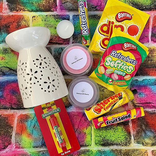 'Take Me To The Candy Shop' Ready Made Box Of Happiness