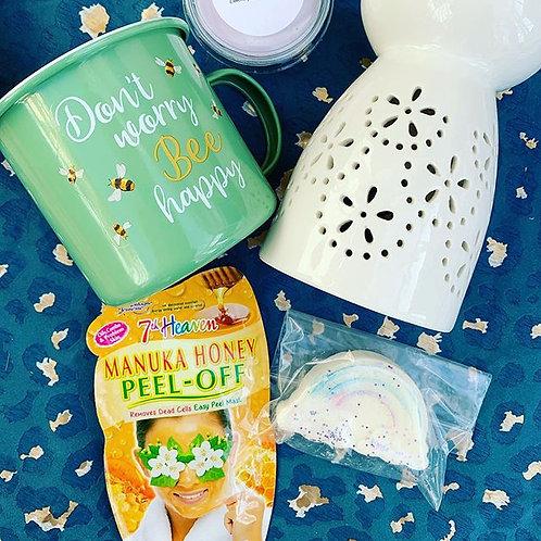 'Bee Happy' Ready Made Box Of Happiness