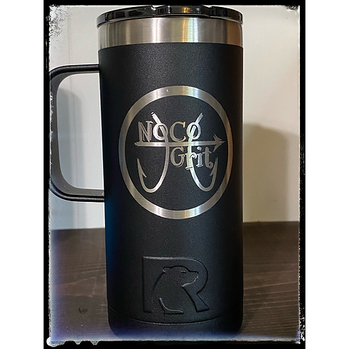 NoCo Grit Coffee Mug by RTIC